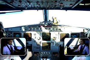 Προσγειώνοντας ένα Airbus A320