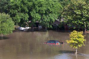 Νέα προειδοποίηση για πλημμύρες στο Τέξας