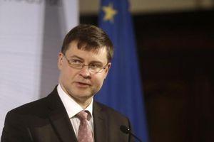 Ντομπρόφσκις: Η Ε.Ε. θα μπορούσε να χρηματοδοτήσει ταμείο ανασυγκρότησης ύψους 1,5 τρισ. ευρώ