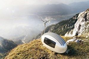 Φορητή, οικολογική κάψουλα για εναλλακτικούς ταξιδιώτες
