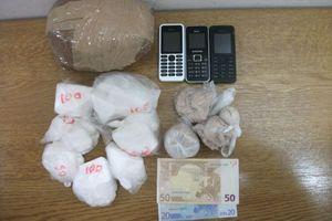 Διακινούσε κοκαΐνη και ηρωίνη στο κέντρο της Αθήνας