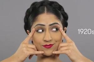 Εκατό χρόνια γυναικείας ομορφιάς στην Ινδία