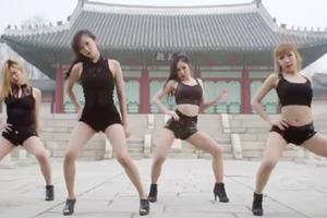 Σέξι χορός και twerking με κλασική μουσική