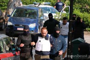 Στην Εισαγγελία Εφετών σήμερα οι κακοποιοί που πιάστηκαν στη Νέα Αγχίαλο