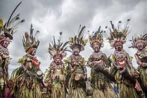 Η μεγαλύτερη συγκέντρωση φυλών στον κόσμο