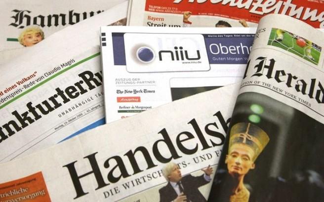 Γερμανικά ΜΜΕ