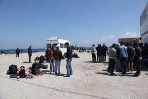 Δραματική έκκληση των αρχών της Λέσβου για τις αφίξεις μεταναστών