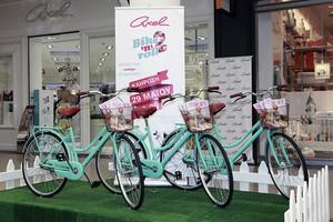 Δεκαεννέα τυχεροί κέρδισαν vintage ποδήλατα