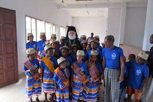 Άνοιξε τις πύλες του το πρώτο Ορθόδοξο πανεπιστήμιο στη Μαδαγασκάρη