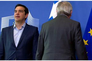 Κρας - τεστ στα κείμενα Αθήνας και Βρυξελλών