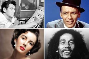 Αντικείμενα που πήραν διάσημοι στον άλλο «κόσμο»
