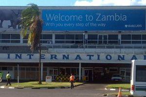 Στη Ζάμπια περνάμε μια χαρά