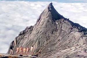 Γυμνοί τουρίστες κατηγορούνται πως... προκάλεσαν το σεισμό στη Μαλαισία