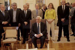 Παυλόπουλος: Η πορεία μας είναι μέσα στην Ε.Ε.