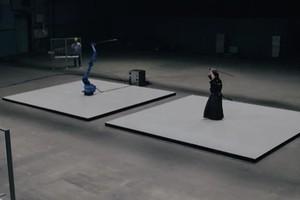 Σαμουράι εναντίων ρομπότ