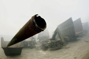 «Θα συνεχίσουν για μέρες να καίγονται υλικά στο εργοστάσιο στον Ασπρόπυργο»