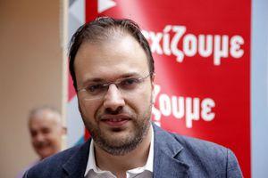 Θεοχαρόπουλος: Όλοι νιώθουμε χαρούμενοι με την επιτυχία της Στεφανίδη