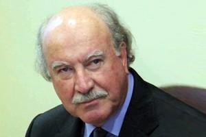 Παραιτήθηκε ο πρόεδρος του ΟΛΠ Γιώργος Ανωμερίτης