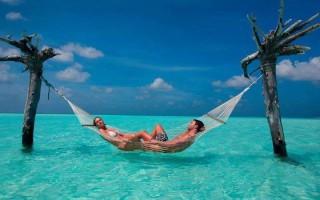 Relaxing στις Μαλδίβες