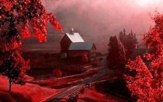 Κόκκινη φύση