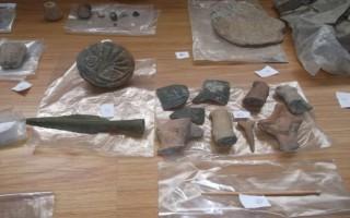 Αρχαιολογικός θησαυρός ανακαλύφθηκε σε σπίτι στη Κοζάνη