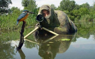 Φωτογραφίζοντας ζώα στην ύπαιθρο