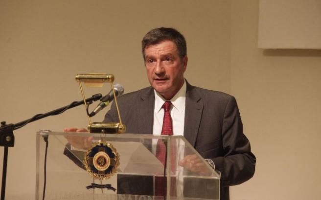 Ο Γιώργος Καμίνης ενημερώνει τη Βουλή για την κατάσταση της Αθήνας