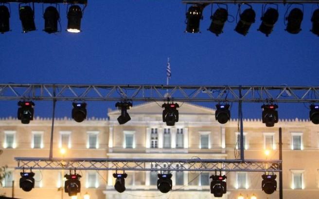 Συναυλία διοργανώνεται την Τετάρτη στο Σύνταγμα