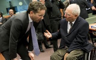 Στήριξη Σόιμπλε στον Ντάισελμπλουμ: Εκτιμώ πολύ την εργασία του ως προέδρου του Eurogroup