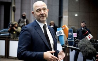 Μοσκοβισι: Ανά πάσα στιγμή απαιτητά τα 140 δισ. ευρώ του EFSF