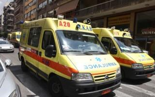 Εργατικό ατύχημα στη Θεσσαλονίκη