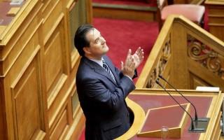 Νέα επίθεση Άδωνι σε Πολάκη από το βήμα της βουλής