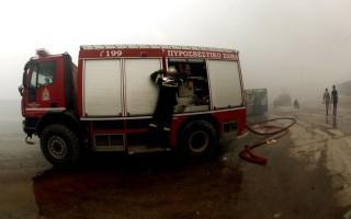 Υπό πλήρη έλεγχο η πυρκαγιά στον Ασπρόπυργο