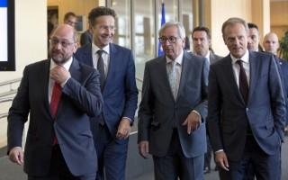 Αποκαλύπτεται μυστική πρόταση συμφωνίας Γιούνκερ στην κυβέρνηση