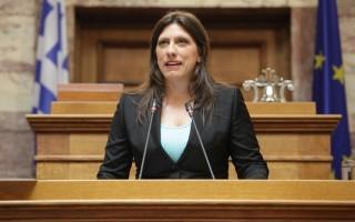 Κωνσταντοπούλου καλεί Στουρνάρα στη Βουλή