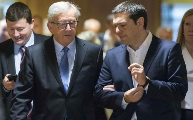 Γιούνκερ: Η Ελλάδα είναι σε σωστή τροχιά μετά τα προγράμματα