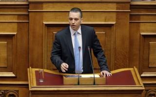 Άρση της ασυλίας του Κασιδιάρη αποφάσισε η Βουλή