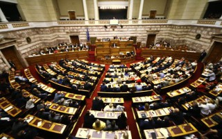 Ξεκίνησε η συζήτηση στην Ολομέλεια του νομοσχεδίου με τα προαπαιτούμενα μέτρα