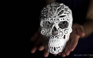 Παγάκια από 3D εκτυπωτή