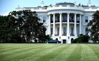 Σύλληψη ατόμου που προσπάθησε να μπει με το αυτοκίνητό του στον Λευκό Οίκο