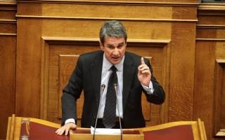 Λοβέρδος: Ο ισχυρισμός του Παυλόπουλου για το PSI είναι τελείως λανθασμένος