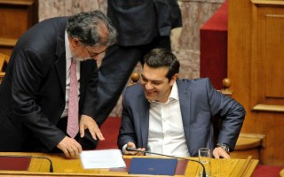 Ο ΣΥΡΙΖΑ «κράζει» Πανούση αλλά ο Τσίπρας του «δίνει» την ΕΥΠ