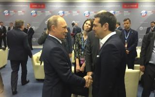 Ρώσος υπουργός Μεταφορών: Οι ελληνο-ρωσικές σχέσεις δείχνουν σταθερή βελτίωση