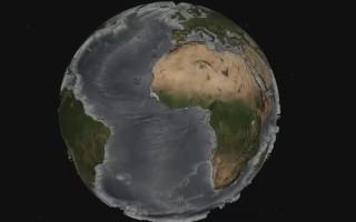 Πώς θα ήταν η Γη χωρίς ωκεανούς
