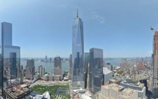 Η ανέγερση του One World Trade Center