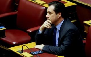 Με πίνακα απαντά ο Γεωργιάδης στον Τσίπρα για τους μετακλητούς