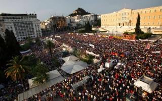 Πώς οι «αγανακτισμένοι» επηρέασαν το πολιτικό σκηνικό