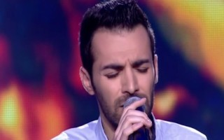 Νικητής στο «The Voice» ο Κώστας Αγέρης