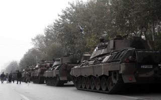 Αυξήθηκαν οι αμυντικές δαπάνες των ευρωπαίων συμμάχων στο ΝΑΤΟ