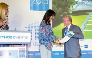 Χρυσά βραβεία για τη Grecotel